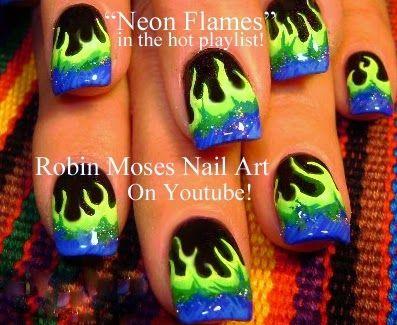 Robin Moses Nail Art Nails Pinterest Robin Moses Robins And