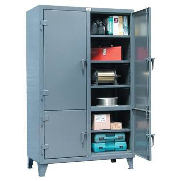 Four Compartment Kingcab Storage Cabinet Metal Cabinets And Other Are Available At A Plus Warehouse