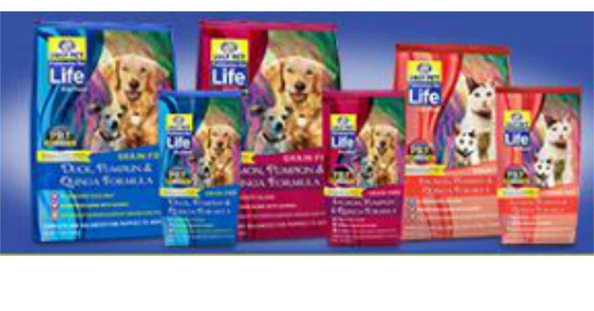 FREE Pet Food Sample for a Dog, Cat or Both from Lucy! Formulas - supply request form