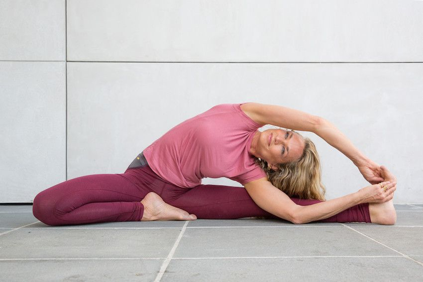 A 10 Pose Yoga Sequence To Balance Your Whole Body Yoga Sequences Hatha Yoga Sequence Yoga Inspo