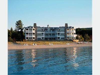 Glen Arbor Vacation Rental Vrbo 392644 3 Br Northwest Condo In
