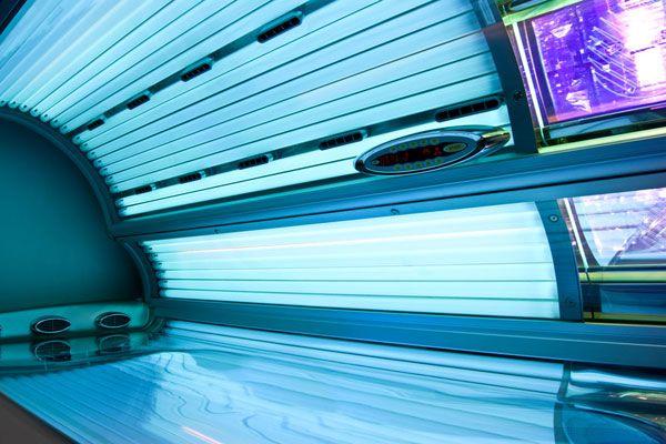 Das Solarium   Sorgt Auch Zu Hause Für Urlaubsbräune