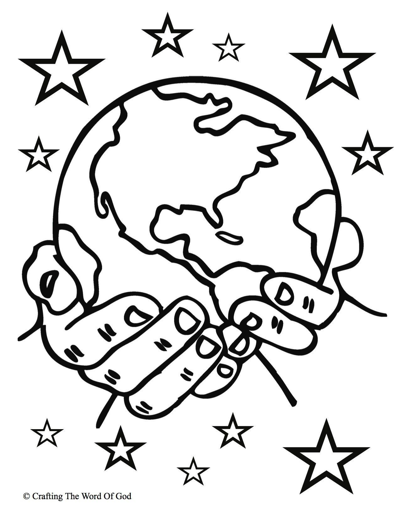 18++ Creation coloring pages for toddlers information
