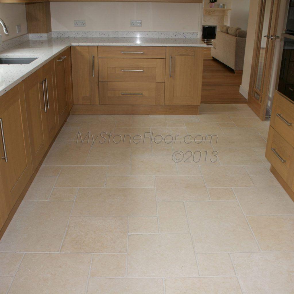 Cream Marble Kitchen Floor Tiles Marble Tile Floor Kitchen Marble Floor Kitchen Kitchen Floor Tile