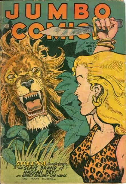 Jumbo Comics (Volume) - Comic Vine