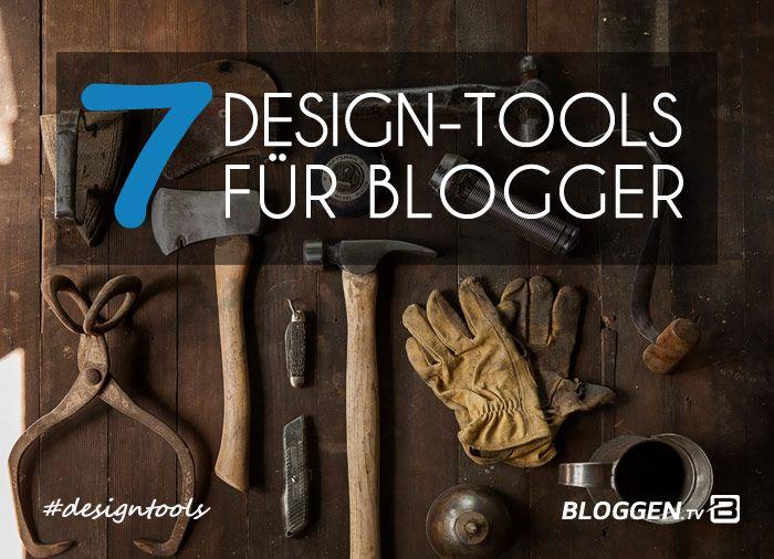 Du bist kein Design-Freak? Kein Problem! 7 coole Design-Tools für Blogger