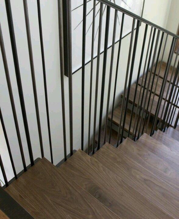 Simple Metal Railing Design Stair Railing Design Wood Railings