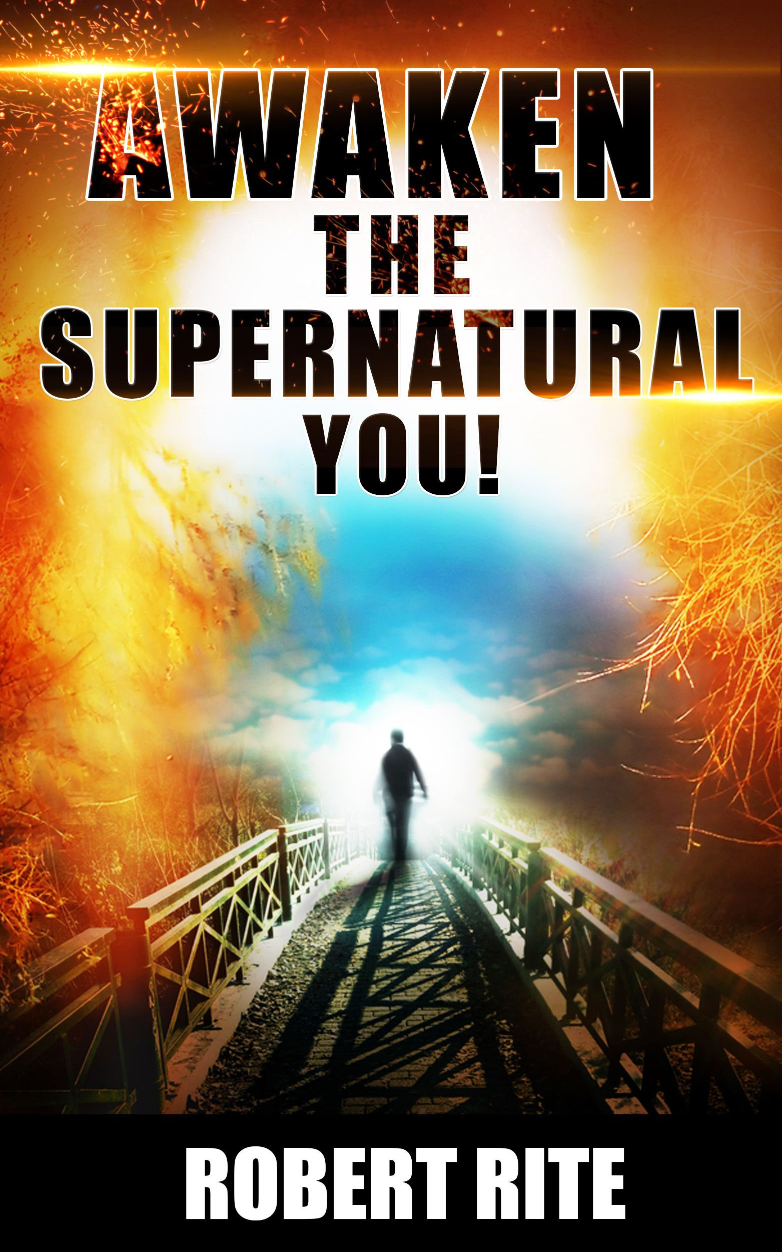 Awaken the supernatural you ebook advertising
