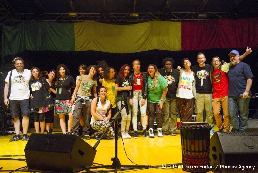 One Love Reggae Festival 9-13 luglio Camping Girasole Lignano - Latisana (UD)