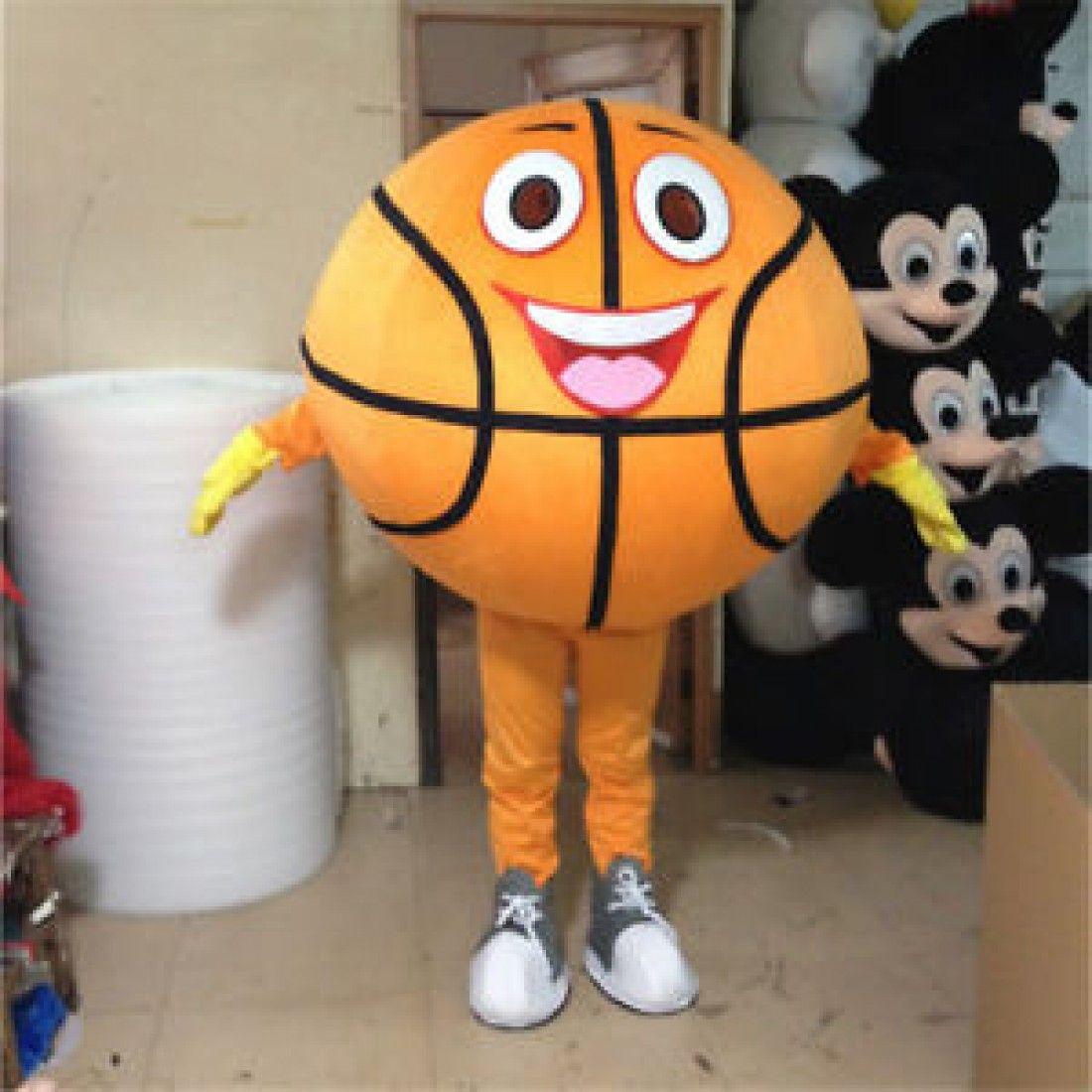 Basketball mascot costume adult bear mascot costume party