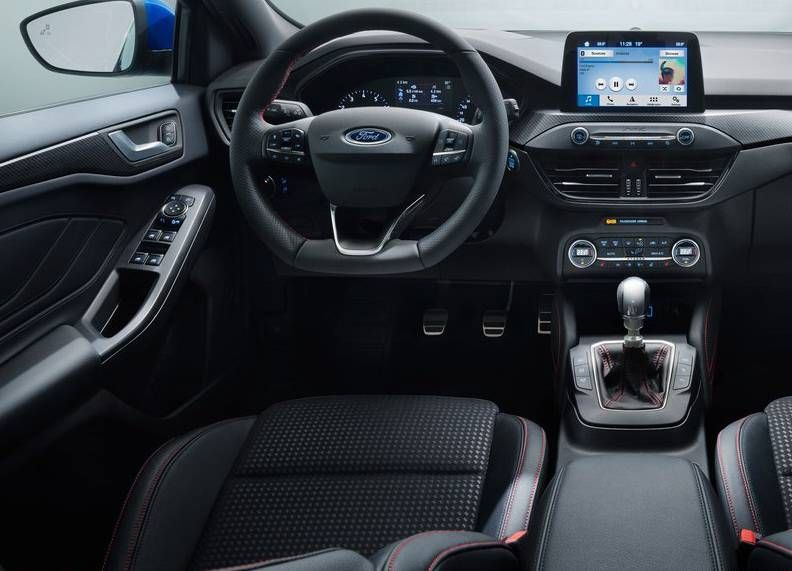 2019 Ford Focus St Line Review Specs Price Release Date Ford