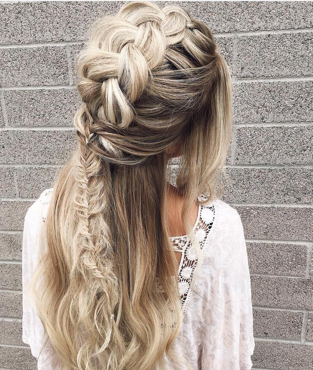 u wedding hairstyles for long hair in u super best hair
