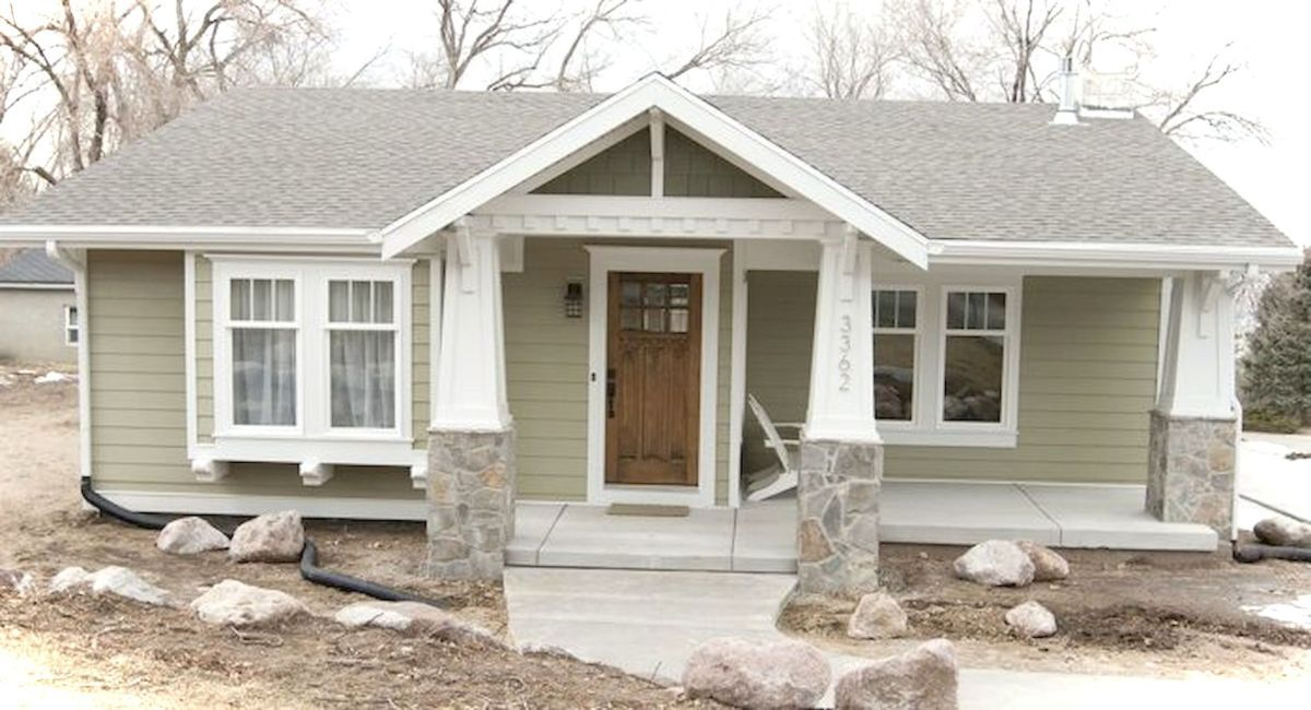 Gorgeous 03 Small Cottage House Exterior Design Ideas Small Front Porches Designs Front Porch Design House Exterior