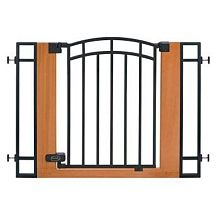 Summer Infant Sure And Secure Wood Metal Gate Baby Gates Child Safety Gates Wood And Metal