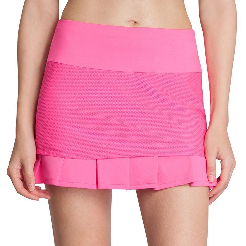 Women's Tail Shocking Siren Jaida Tennis Skort, Size: