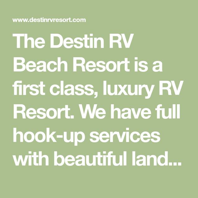 hook up resorts