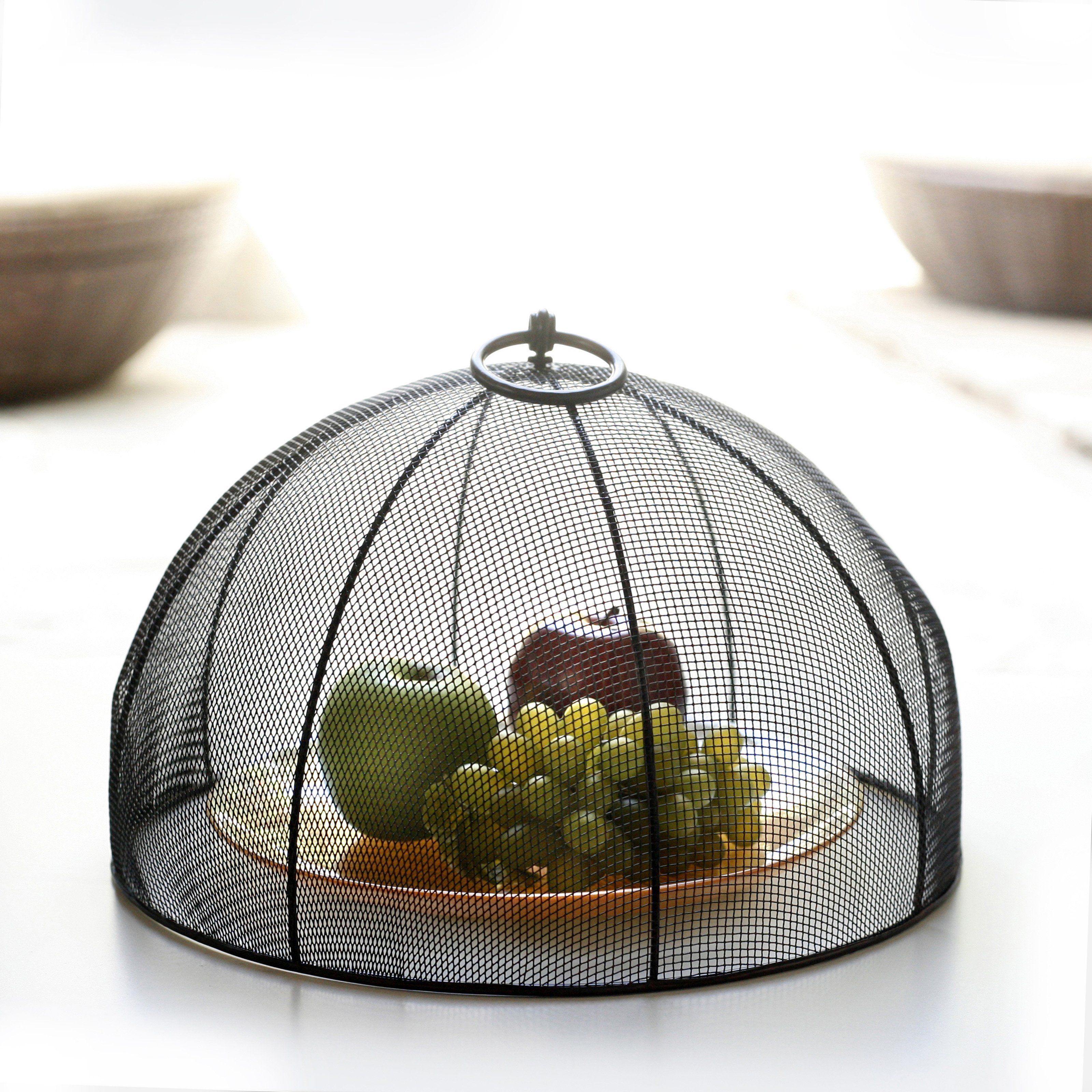 Mesa Home Mesh Dome Food Cover with Flip Ring $59.99 #  sc 1 st  Pinterest & Have to have it. Mesa Home Mesh Dome Food Cover with Flip Ring ...