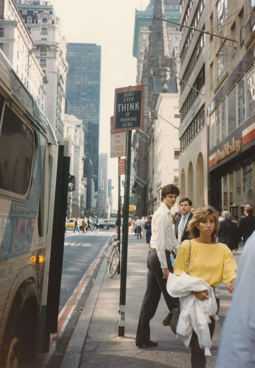 New York City 1984 New York City York City City