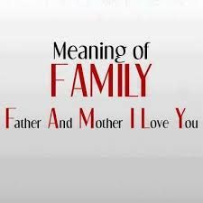 Good Morning Family I Love My Family Morning Family Quotes