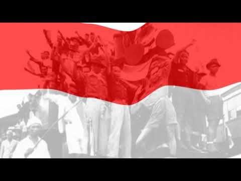 21 Free Background Animasi Bendera Merah Putih   Memory Kemerdekaan Indonesia 02