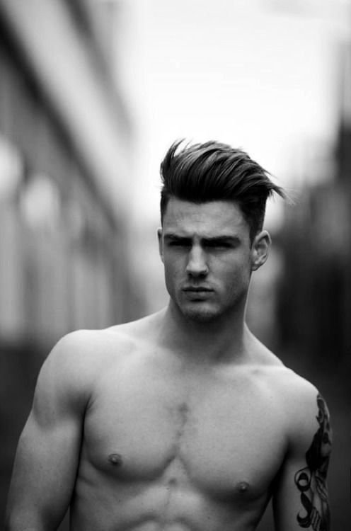 Hairstyles For Short Thick Hair Men | Hairstyle | Pinterest ...
