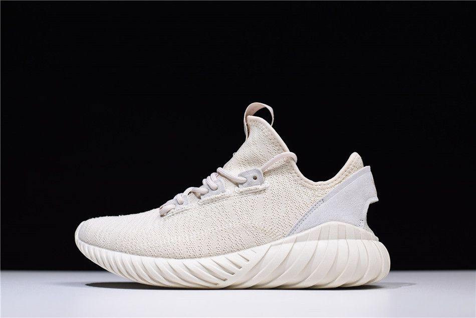 adidas Tubular Doom Sock PK Primeknit White Men and Women