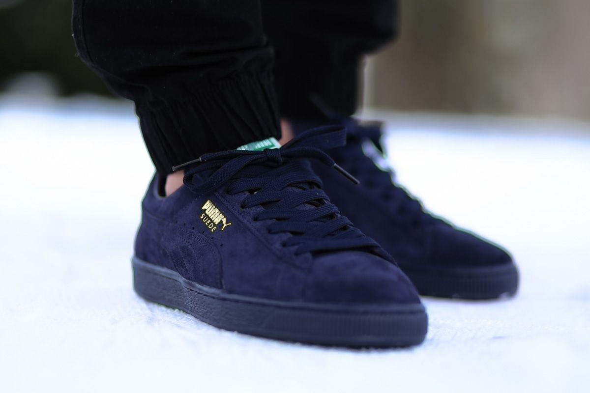 mens blue puma shoes