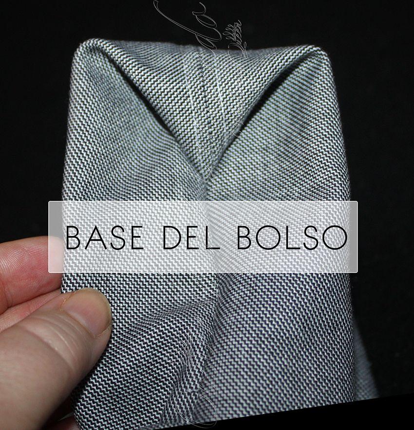 ef9a8bc42 cosiendo y aprendiendo: Coser un bolso / Tipos de bases | Aprender ...
