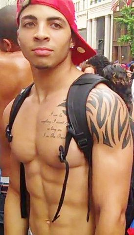 sexy puerto ricans naked men