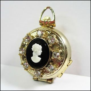 Wicked Darling: Making a Cameo Appearance...Antique and Vintage Cameos