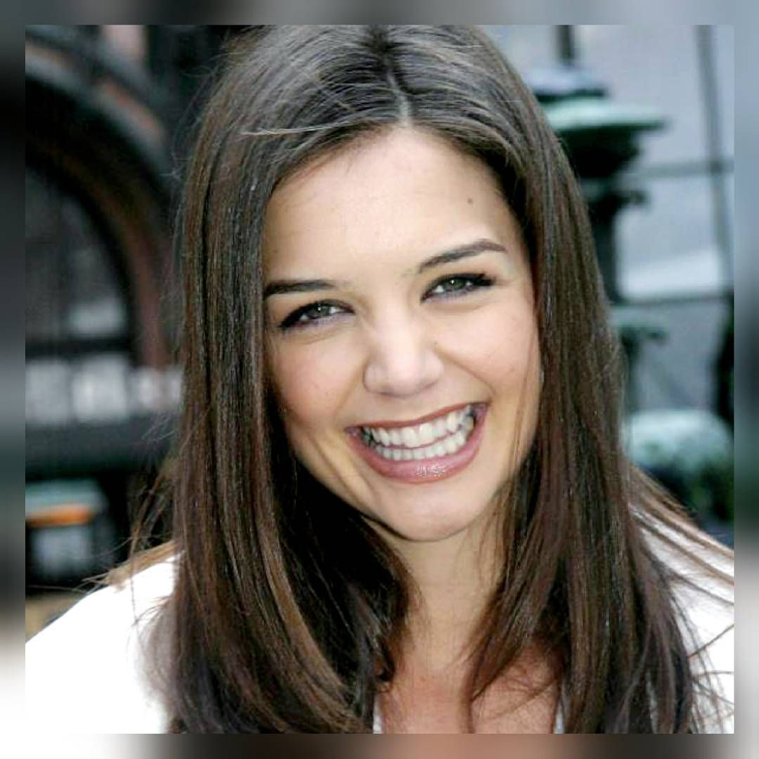 Katie Holmes And Her Stunningly Beautiful Smile Katie Holmes