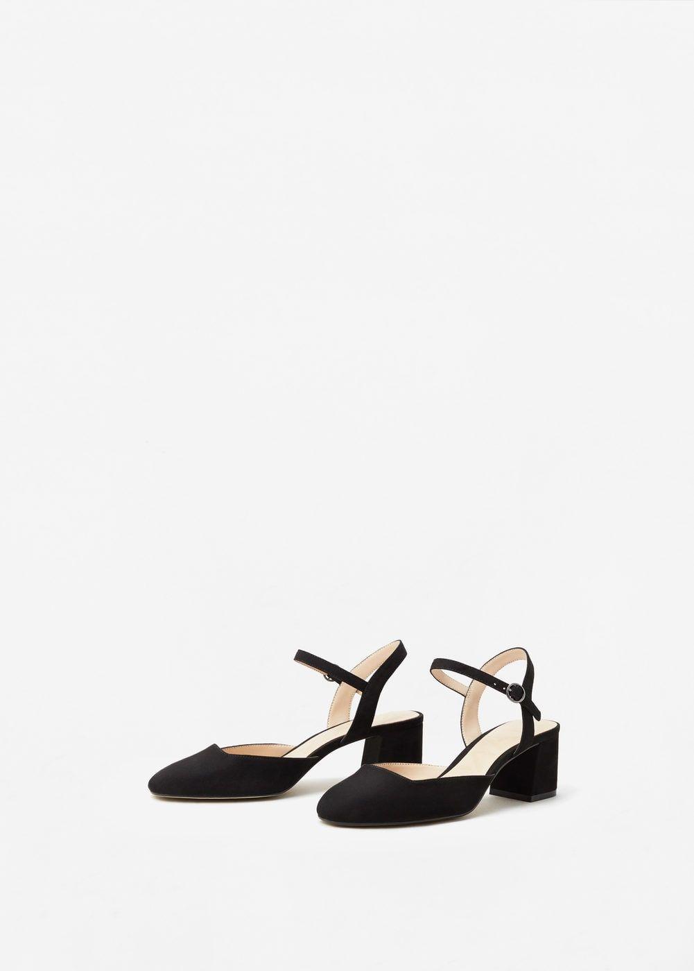 1492d8affe886 Zapato tacón destalonado - Mujer