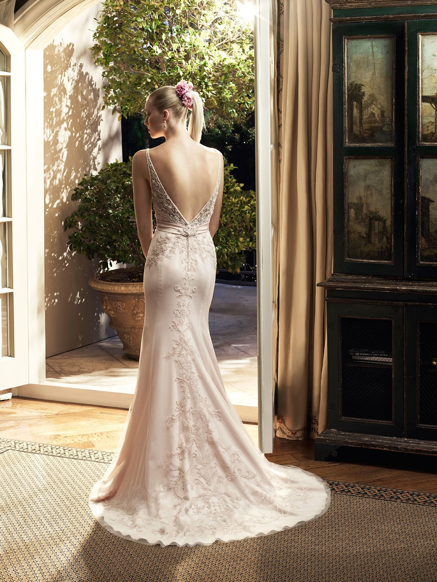 Style 2209 | Casablanca Bridal | Available at Lulu\'s Bridal Boutique ...