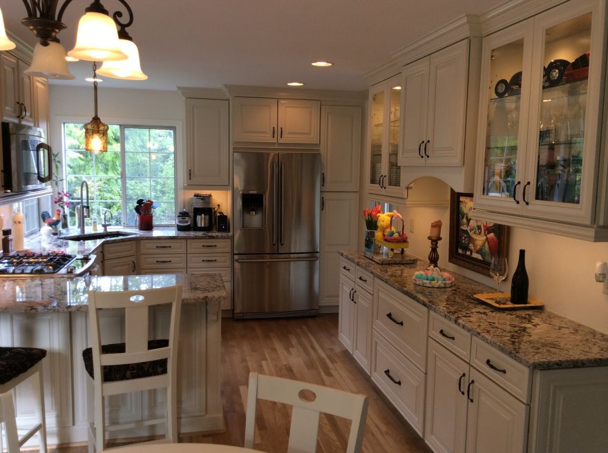 Beaverton Kitchen Before And After Pictures Kitchen Kitchen Remodel Kitchen Pictures
