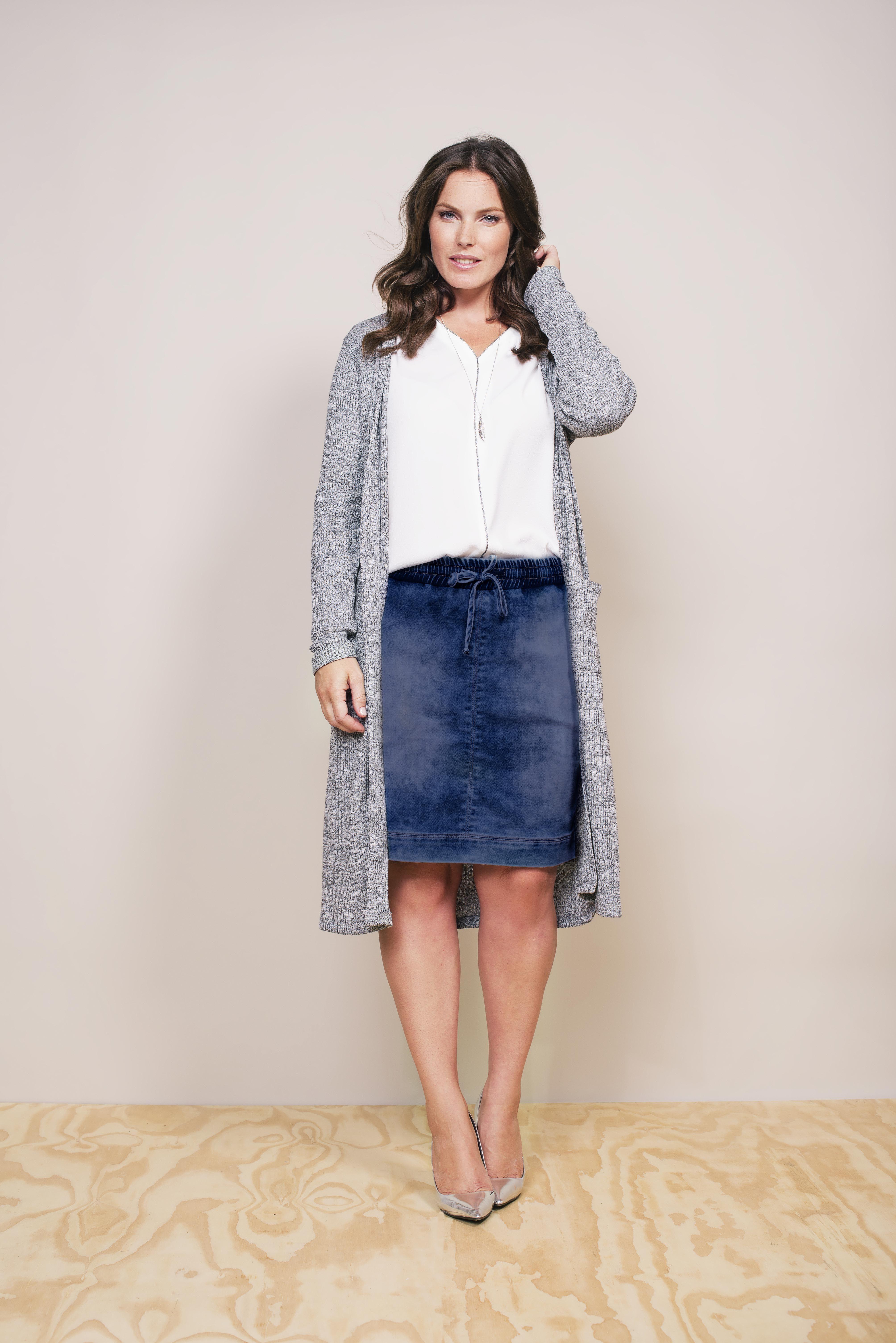 Verwonderend Long cardigan | Knit | Fashion | Plussize fashion | Lang gebreid UH-55