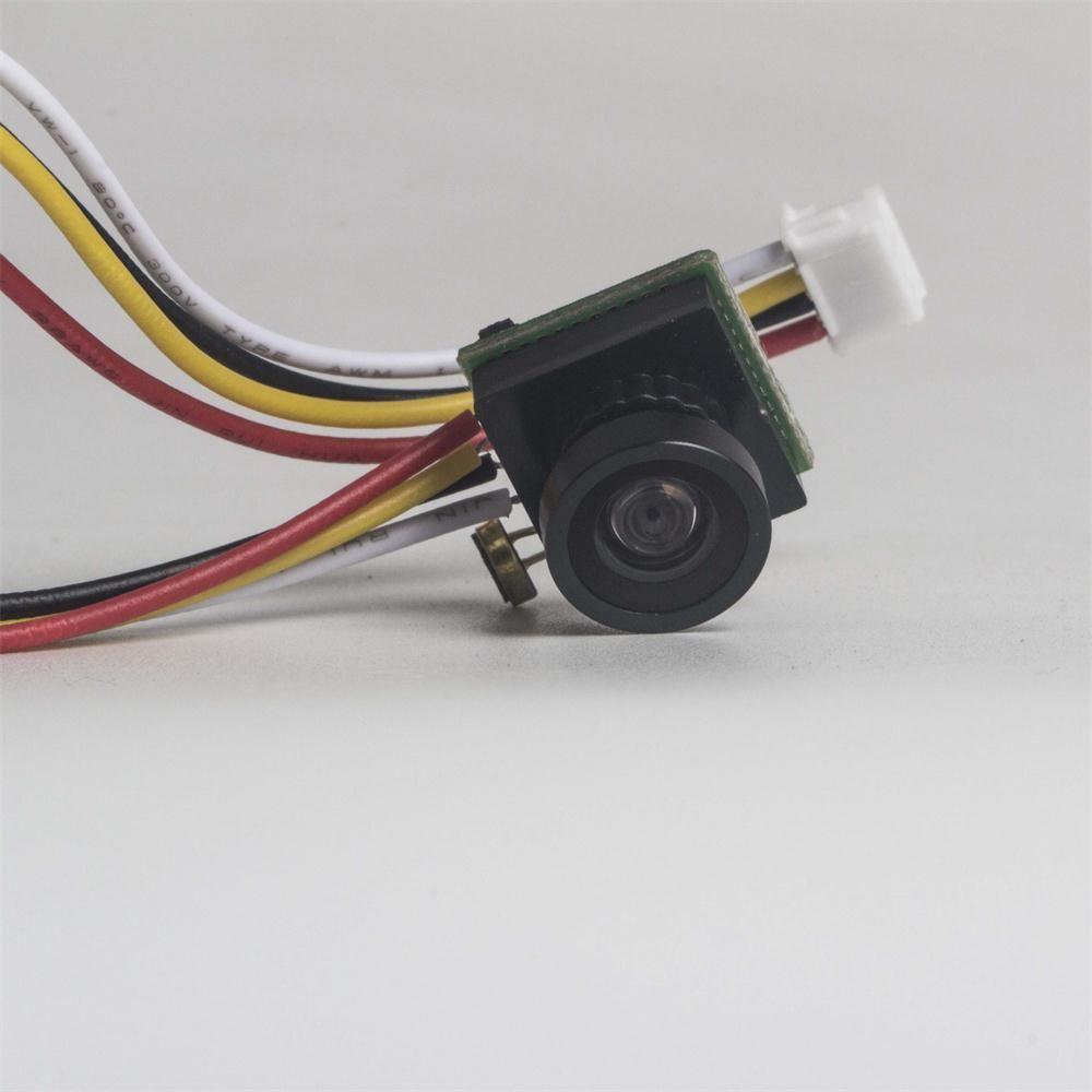 FPV Camera 600TVL 170 Degree 1.8mm COMS Mini Black PAL/NTSC Wide ...