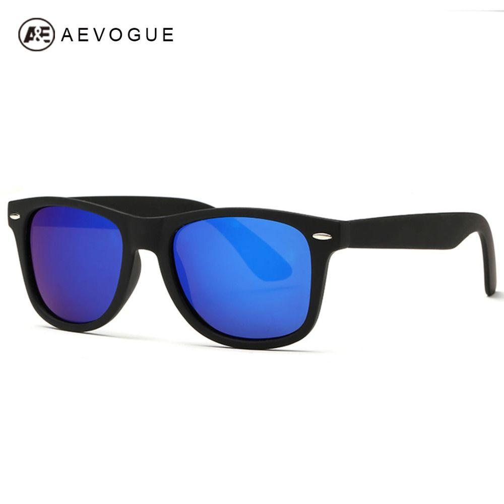 Aevogue Polarized masculina óculos De Sol Metal estilo Unisex dobradiças  Polaroid Lens Top qualidade Original Oculos De Sol Masculino 964a4e6d66