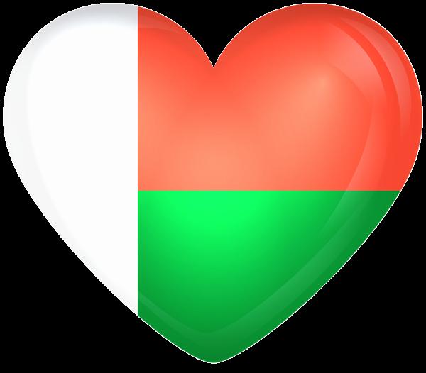 Madagascar Large Heart Flag Various Pics Pinterest