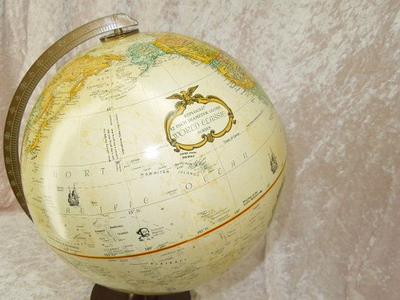 Replogle 12 Inch Diameter World Classic Series Globe