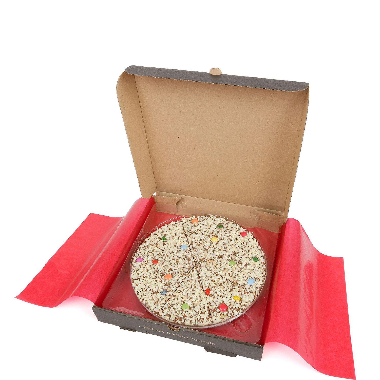 Gourmet Chocolate Pizza Co Jelly Bean Jumble 7 Pizza