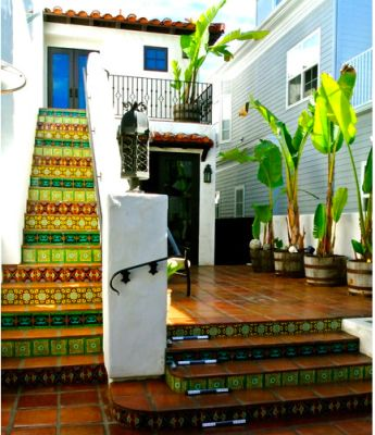 Add a Mexican touch to your beach house Read more tips www