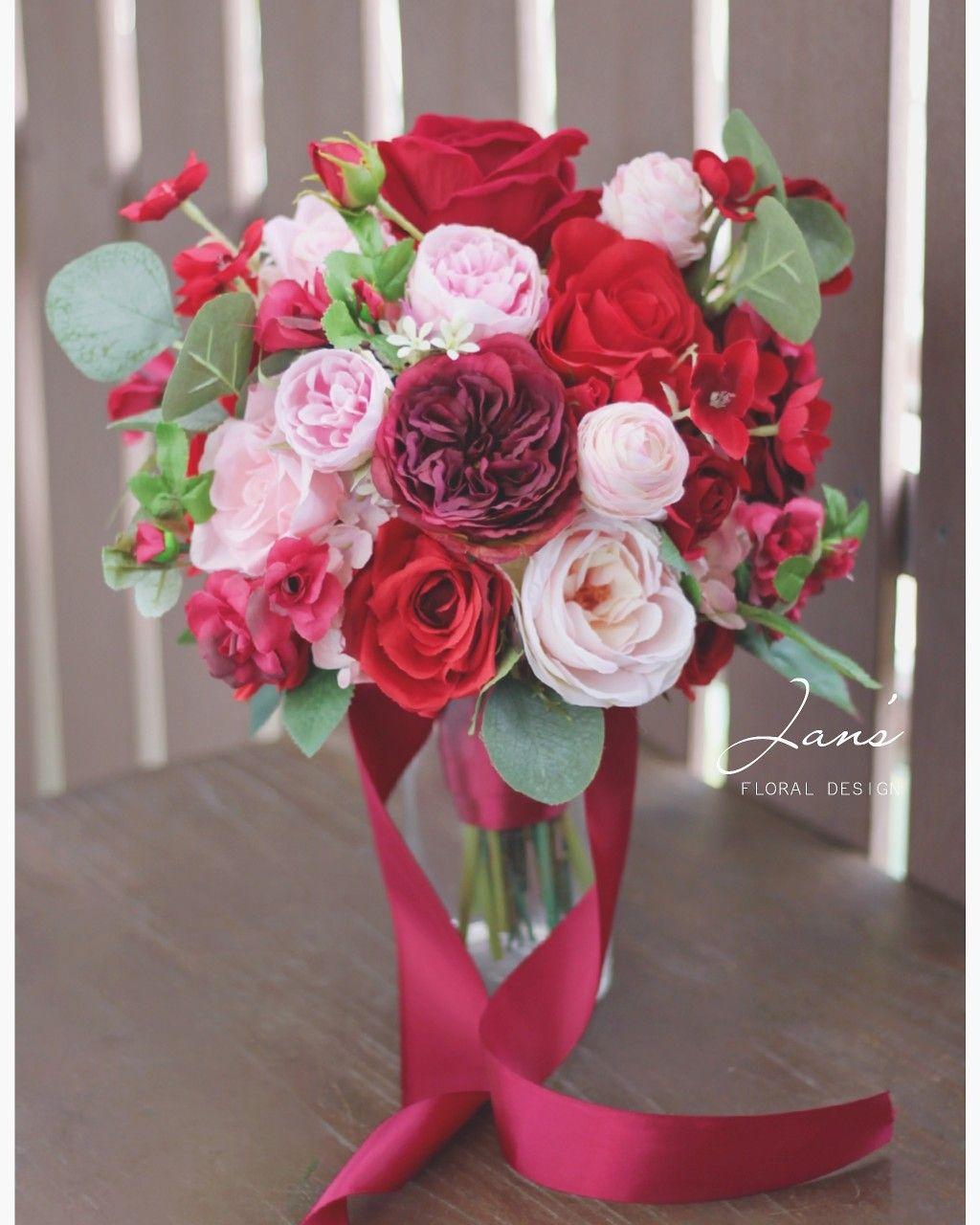 Wedding Bouquet Image By Jan
