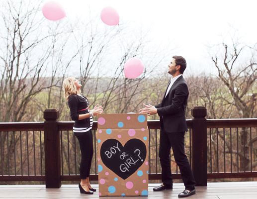 29 CribWorthy Gender Reveal Ideas You Have To See – Ideas for Announcing Baby Gender