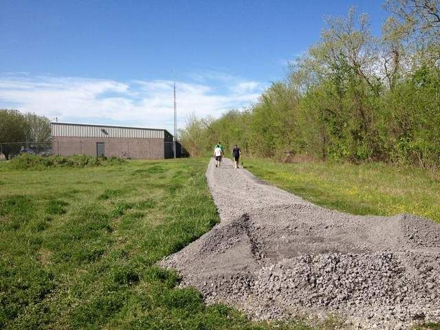 Jackson 39 S Museum To Market Trail Is A 2 5 Mile Abandoned Gm Railroad Line That Runs From The