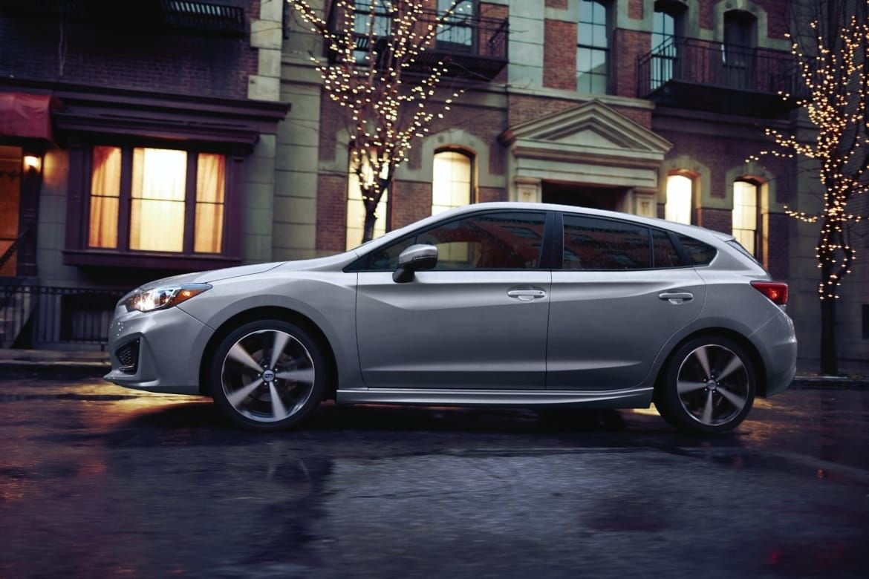 The 2019 Subaru Hatch New Interior