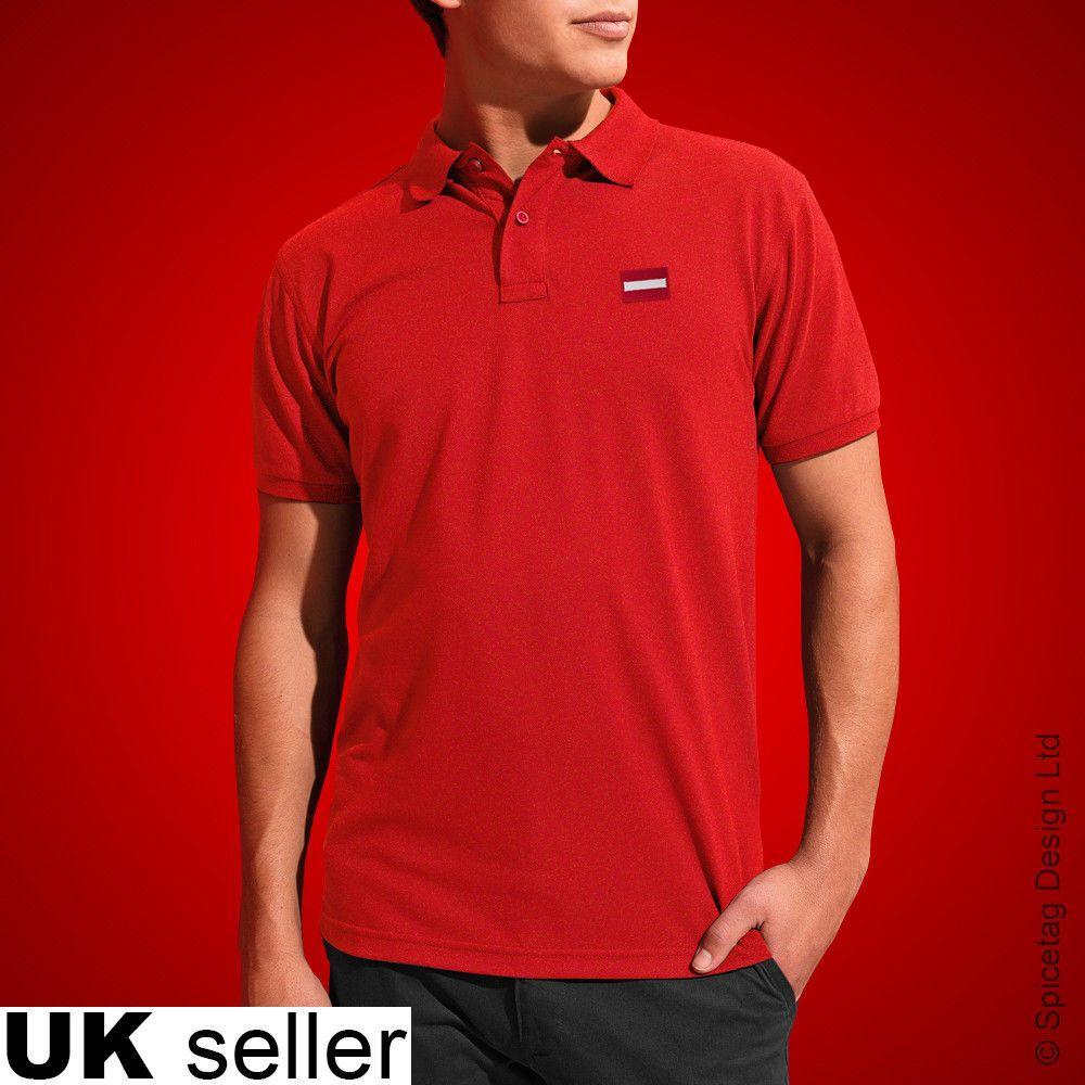Austria Polo Shirt Football World Cup Tshirt Flag Soccer Top Dutch Kit 2018  Tee  9ac22202d