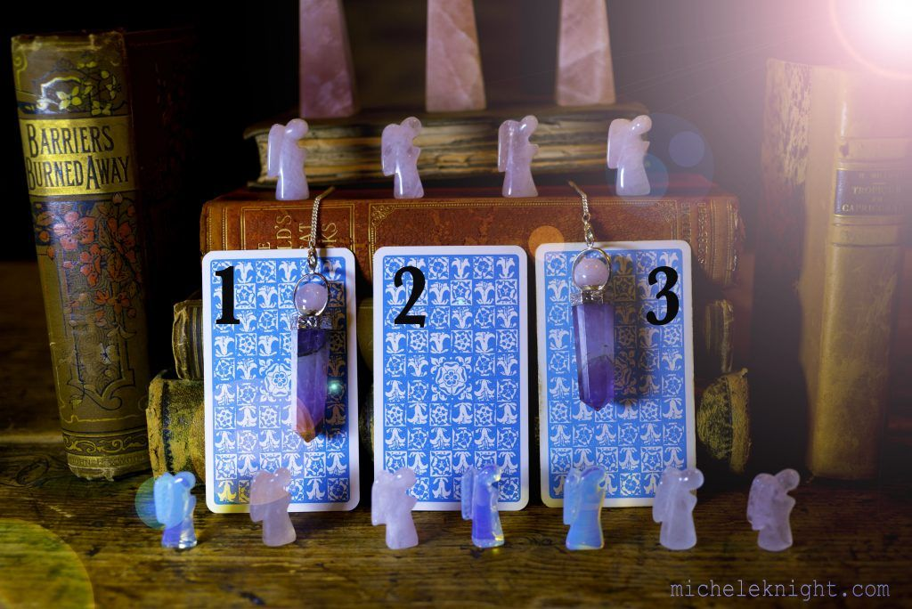 Free tarot card reading a message of love michele