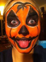 Modèles de maquillages halloween, monstres (avec images) | Maquillage halloween, Modèles de ...