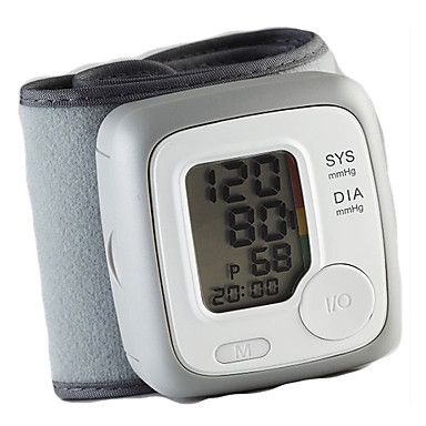 3 Colors Can Be Chosen,Wrist Blood Pressure Monitor,New Model