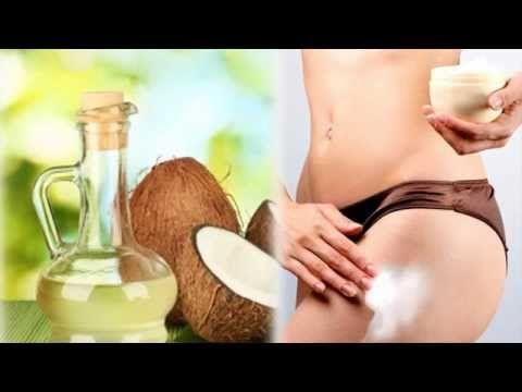 aceite de coco para las estrias funciona